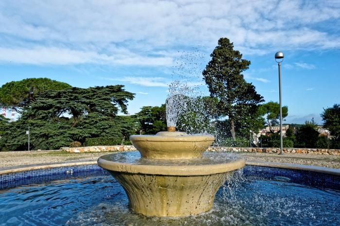 fountain travel